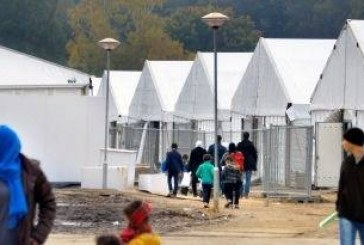 Random Human Kindness the Only Redeeming Quality of European Refugee Camps