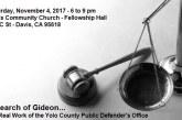 40 Sponsors So Far for Gideon Event