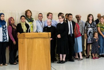 Celebration of Abraham Members Seek to Heal the Community Following Imam Sermon