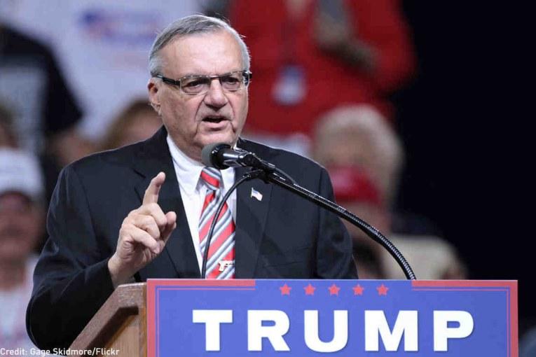 Sheriff Joe Arpaio Should Not Receive a Presidential Pardon