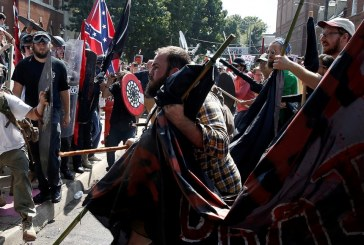 Commentary:  The Defenders of the Jews Fall Silent on Charlottesville
