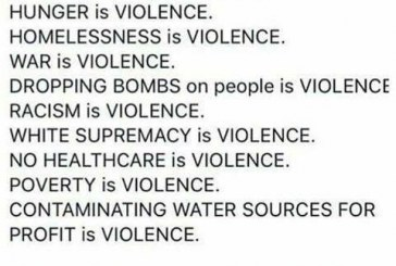 The Nature of Violence