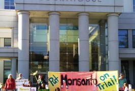 Monsanto 10 Defendants Allege Video Recording  and Vital 'Exculpatory' Evidence Missing