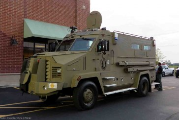 How Local Communities Can Reject Militarization of Police