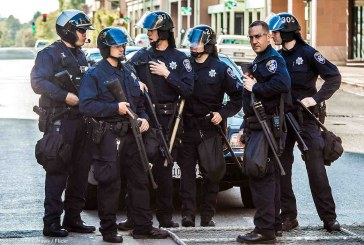 Police Militarization Endangers Public Safety