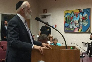 Dozens Show Up at Public Comment to Protest Imam's Speech, Call for Council Action