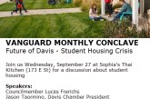 September Conclave: Student Housing Crisis