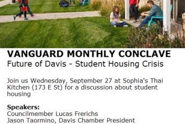 Today! September Conclave: Student Housing Crisis