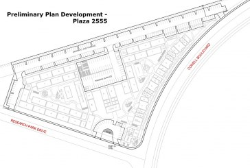 A Look at the Current Proposal for Plaza 2555