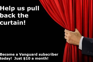Vanguard End of the Year Subscription Raffle
