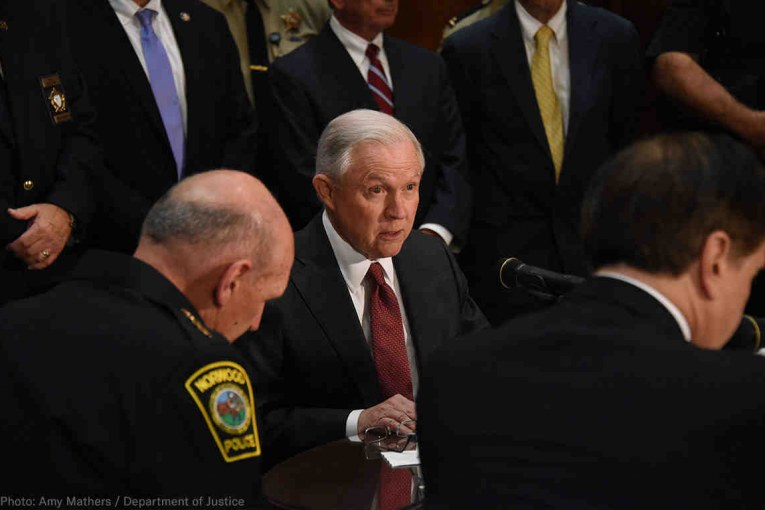 Justice Department Continues to Roll Back Civil Rights Protections