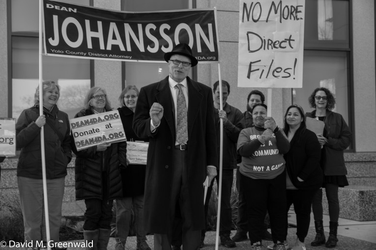 Johansson Campaign Responds to Attack Letter