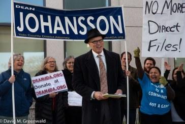 Johansson Picks Up Key Endorsement from Councilmember Will Arnold