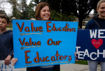 My View: Let's Not Pretend Like Teacher Health Benefits Are Not Subpar