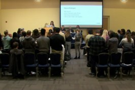 Students at Town Hall Meeting Express Concerns about Mental Health Resources