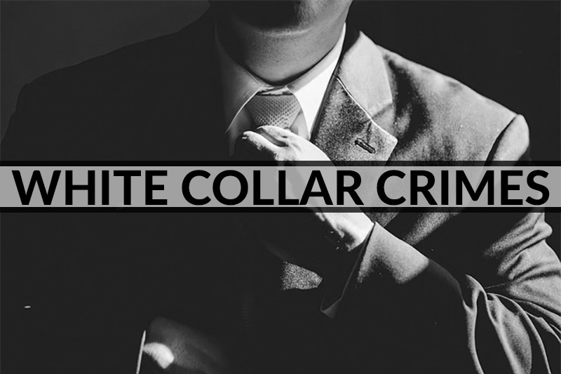 the growing problem of white collar crimes Call us at 314-438-0222 and ask for information on an identity theft protection policy a growing white collar crime  this is a great thing for most of us but this abundance of information has also created problems.