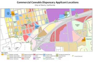 Council to Hear Presentations for Cannabis Retail Dispensary CUPs