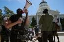 Neo-Nazi Trial Begins
