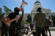 Sacramento Court Proceedings of Neo Nazi and Anti-Fascists Postponed Again