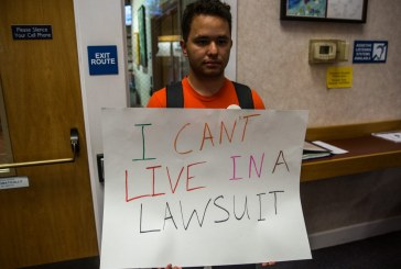 More Legal Threats against Davis Live; Commissioners and Applicants Push Back