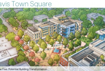 Davis Downtown: Is an Enhanced Town Square the Way To Go?
