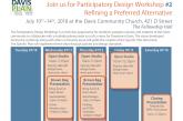 Downtown Participatory Design Workshop