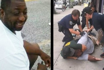 Four Years After Eric Garner's Death…