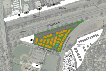 Council Asked to Approve an Evolving Plaza 2555