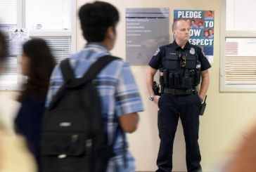 My View: Adding School Resource Officers on Campus Not a Good Idea