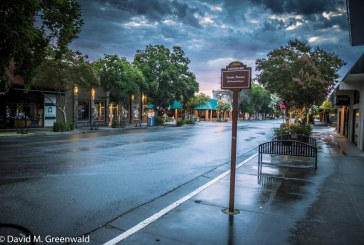"Become a Vanguard Subscriber and Enter to Win the Photo – ""Davis Downtown"""