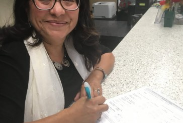 Moreno Files Candidacy Papers for Yolo County Board of Education