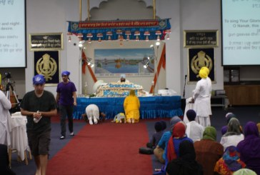 Second Annual Community Open House – Sikh Temple