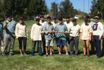 19th Century Base Ball Returns to Davis October 6th