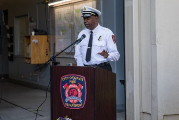 Davis Fire Chief Moving to Vallejo