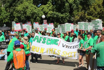 Guest Commentary: I Support AFSCME Workers on Strike, and Students
