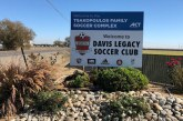 Davis Legacy Soccer Club Names 56-Acre Sports Complex for Tsakopoulos Family