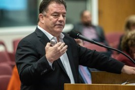 Barry Broome Speaks at Davis City Council (Video)