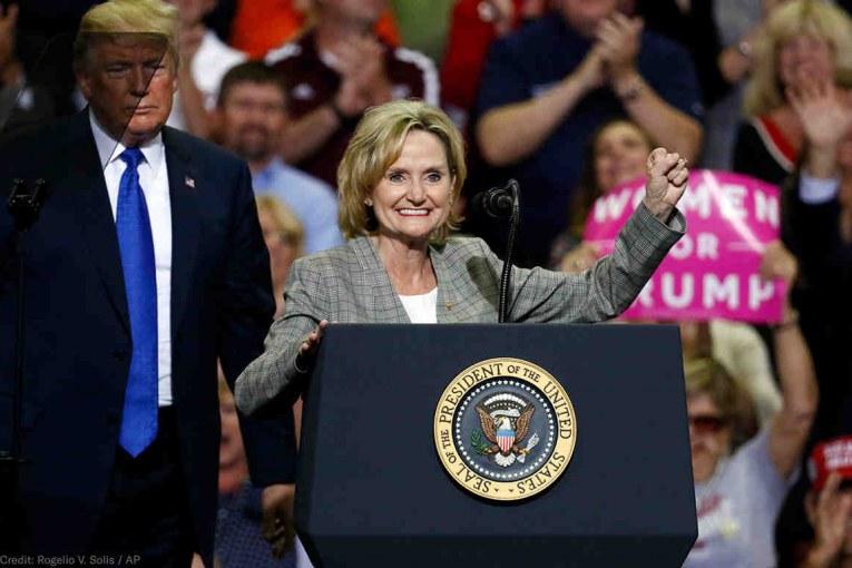 Mississippi Senator's Hanging Quip Draws Scrutiny
