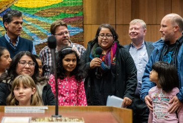 City Council Proclaims November Native American Heritage Month