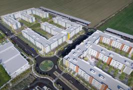 West Village Expansion to Start Construction