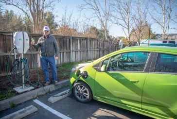 Program through PG&E Allows Muir Commons to Install 26 EV Chargers