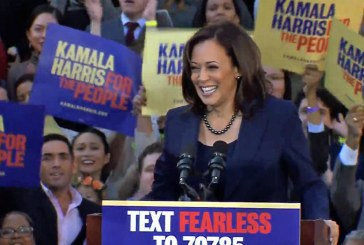 Monday Morning Thoughts: Why It Could Be Kamala Harris