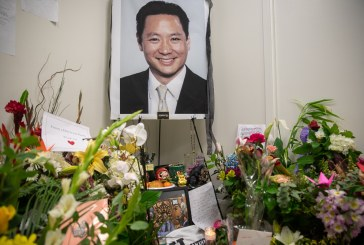 Thousands Show Up for Vigil for Fallen Leader Jeff Adachi