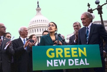 Sunday Commentary: The Green New Deal Is a Call to Arms before It's Too Late