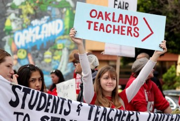 UC Student-Workers Union Passed Resolution Supporting Oakland Teacher's Strike