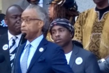 Big Protest, Promised Civil Rights Lawsuit Highlight Stephon Clark's Killing by Police