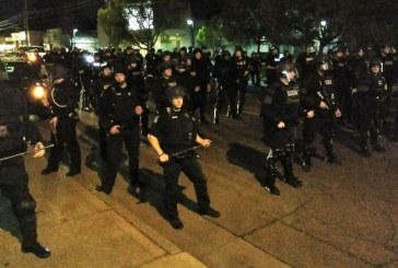 New Legal Action Charges City of Sacramento Stonewalls Record Request in Mass False Arrests at Police Brutality Protest