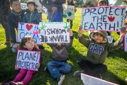Local Students Walk Out and March for Climate Change