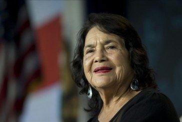 Dolores Huerta Draws Attention to Latinos Killed by the Police in Pushing For AB 392