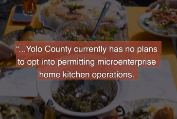 Yolo Home Cooks Rally After Health Department Warning